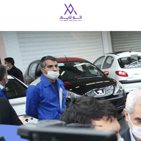 اولین خودرو دورنگ ایرانی