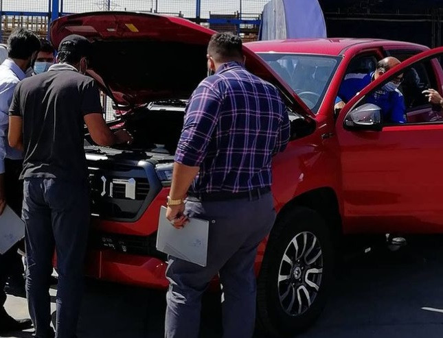 فوتون پیکاب جدید و پر قدرت ایران خودرو